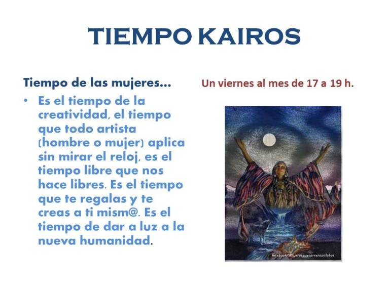 TIEMPO KAIROS