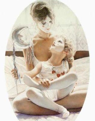 madre-e-hija-mascaras