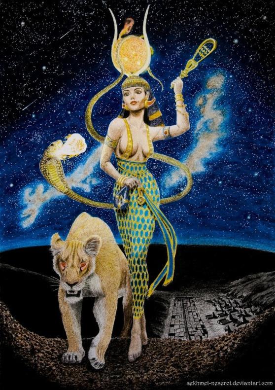Sejmet-Hathor