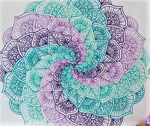 mandala geometria