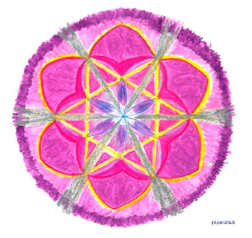 El Ser Humano es geometría viva Flyer