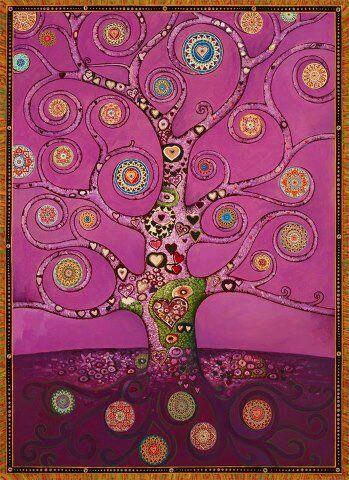 arbol de los chakras 2